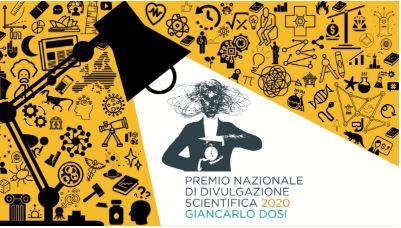 VIII ed. Premio Nazionale di Divulgazione Scientifica – Giancarlo Dosi