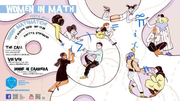 27 maggio - Festa delle donne matematiche