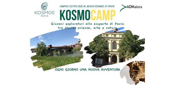 Campus estivo al Museo Kosmos