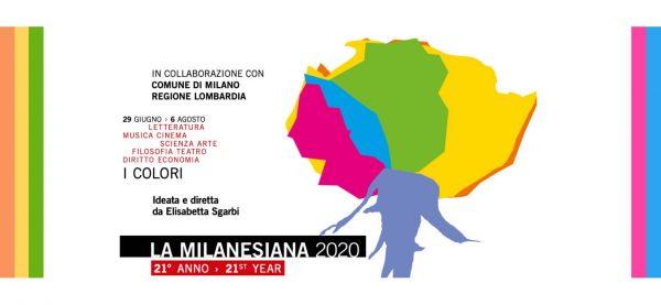 Dal 4 al 24 luglio – La Milanesiana al Collegio Borromeo di Pavia