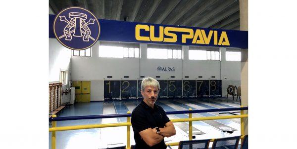 Stefano Ramat è il nuovo presidente del CUS Pavia