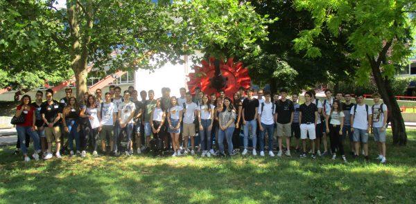 Dal 16 al 25 giugno - Stage estivo a Ingegneria per gli Studenti delle Scuole Secondarie di Secondo Grado
