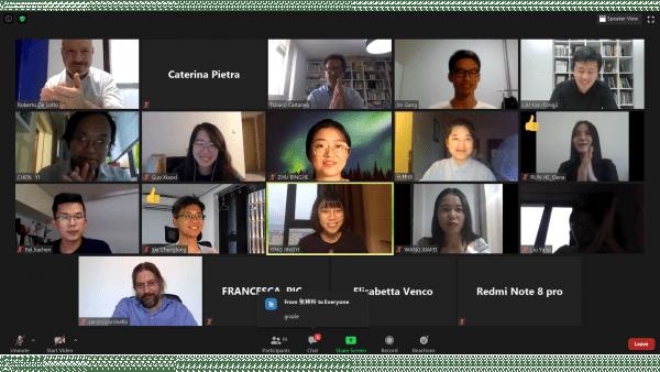10 nuovi laureati per la Double Degree Unipv e Tongji University di Shanghai