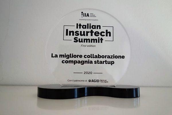 Spin-off UniPV vince un premio Insurtech