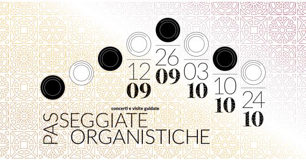 26 settembre - Passeggiate organistiche
