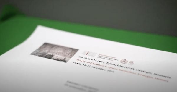 La città e la cura. Architettura, sanità e gestione dell'emergenza nel convegno internazionale ospitato c/o Unipv (Video)