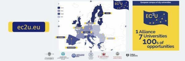 Inizio ufficiale del progetto EC2U-European Campus of City-Universities