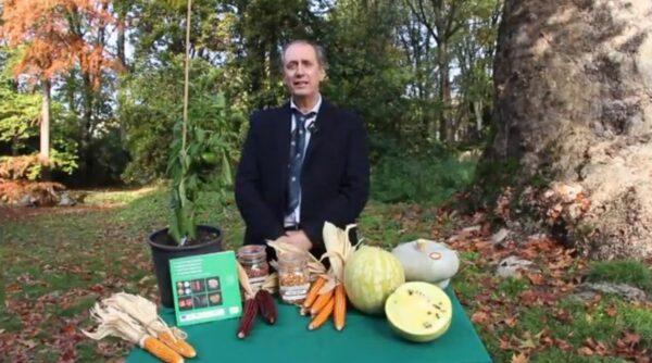 Prof. Graziano Rossi Unipv parla del valore della biodiversità e della conservazione delle varietà agricole