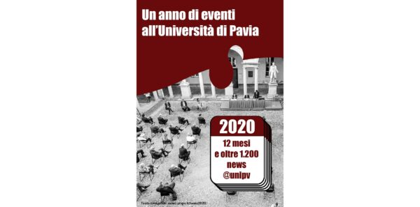 2020: 1.221 notizie pubblicate. La pandemia non ha fermato Unipv