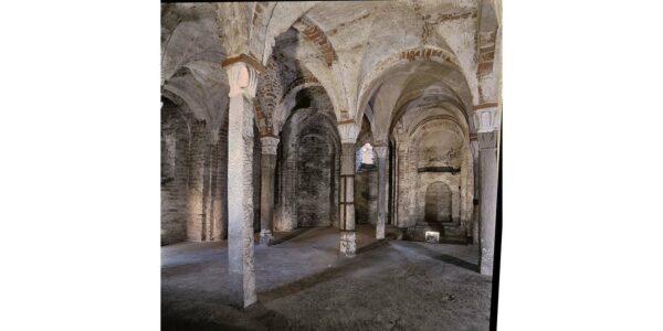 """Vota la cripta di Sant'Eusebio tra i """"Luogi del cuore"""" promossi dal Fai"""