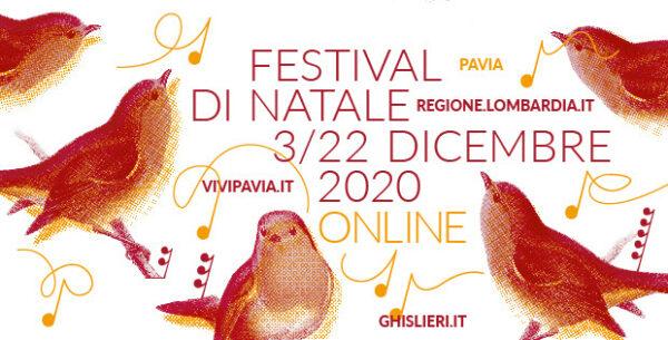 Dal 3 al 22 dicembre 2020 - Festival di Natale 2020