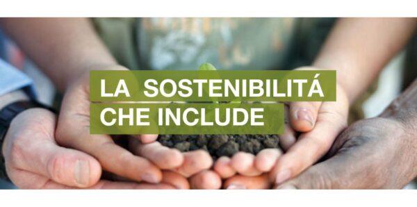 La sostenibilità che include