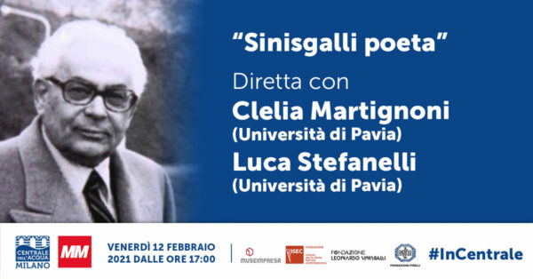 12 febbraio - Sinisgalli poeta