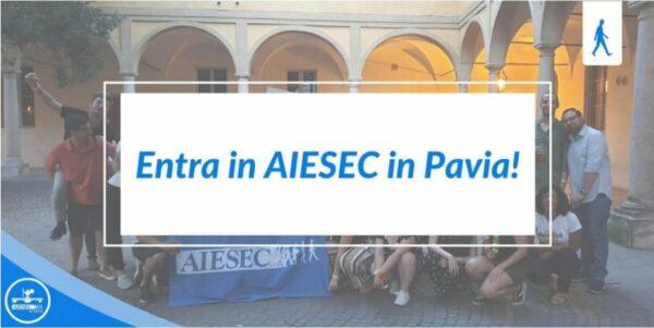 18 febbraio - Entra in AIESEC
