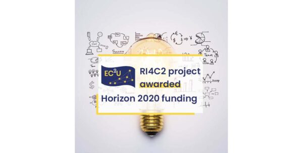 Un nuovo finanziamento da 2 milioni di euro per l'Alleanza Europea EC2U per il progetto Horizon 2020 su Ricerca e Innovazione